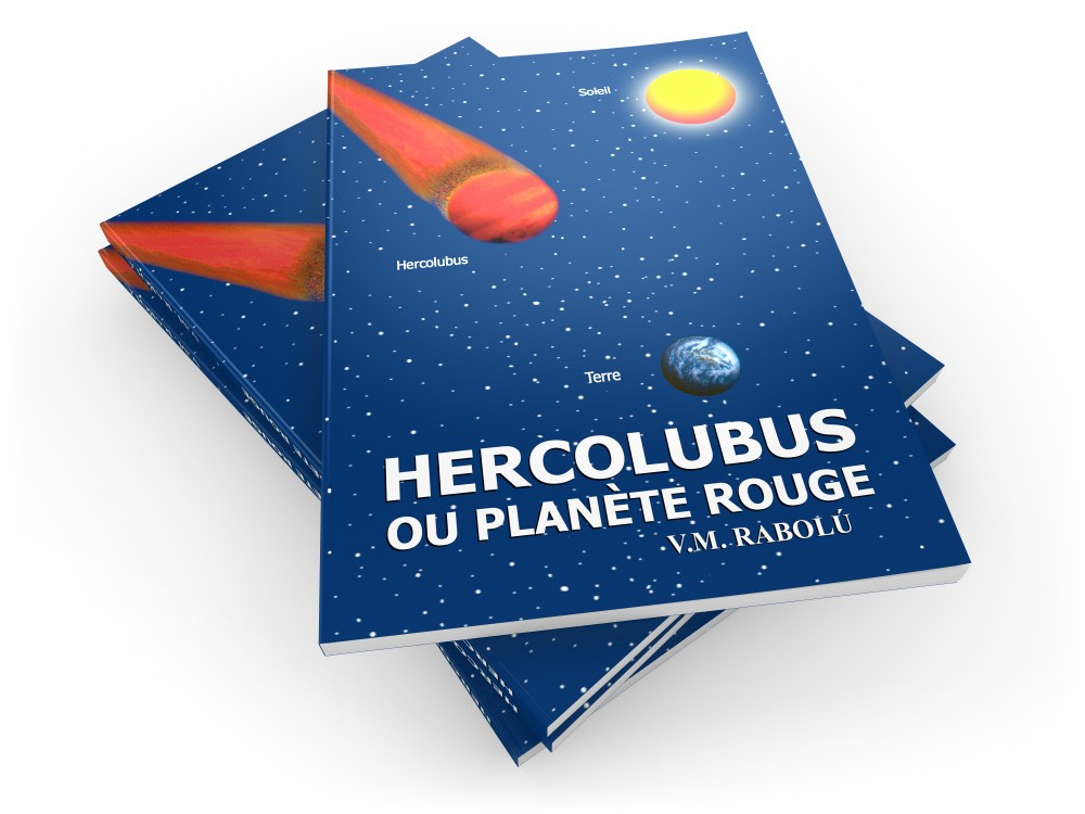 Hercolubus, Planète rouge