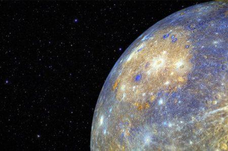 De la glace sur Mercure