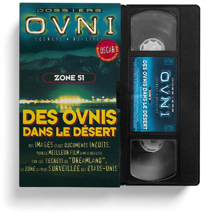 VHS Des OVNIS dans le désert.