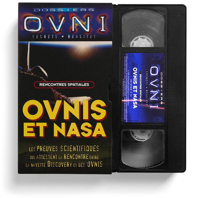 VHS OVNIS et NASA.