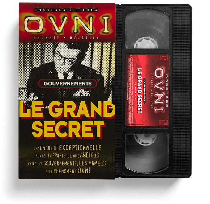VHS Le Grand secret.