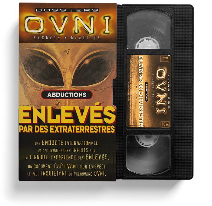 VHS Enlevés par des extraterrestres.
