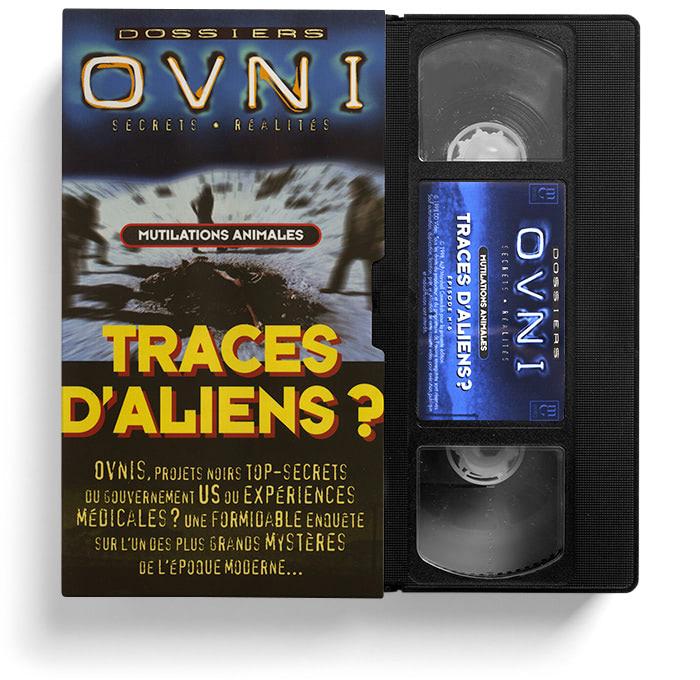 VHS Traces d'Aliens?