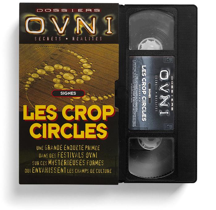 VHS Les Crop circles.